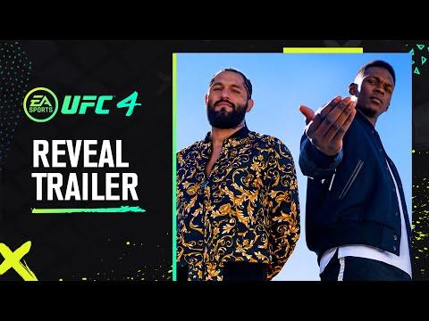 EA Sports UFC 4 (Xbox One) - Xbox Live Key - GLOBAL - 1
