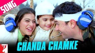 Chanda Chamke Song | Fanaa | Aamir Khan | Kajol | Babul