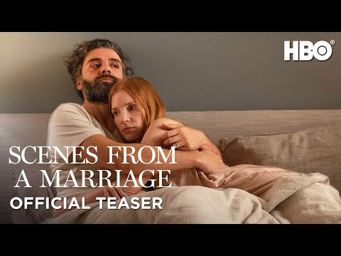 Oscar Isaac and Jessica Chastain Promise Marital Drama in HBO's Scenes From a Marriage Trailer