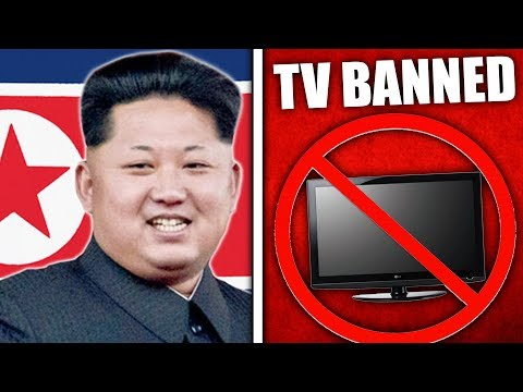 Top 10 Things You Didn't Know WERE ILLEGAL IN NORTH KOREA!