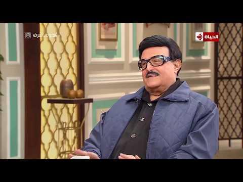 """سمير غانم: """"حولت"""" عيني طوال حلقة عبد الفتاح القصري في الفوازير"""