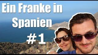 preview picture of video 'Ein Franke in Spanien #1 - Reise nach Adra, Almeria'