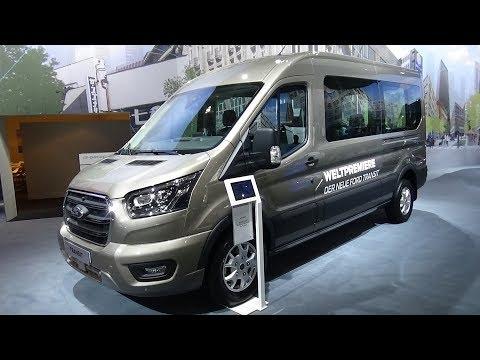 Ford Transit Minibus Фургон класса M - рекламное видео 1