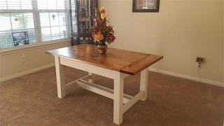 Quick and easy way to attach your table top