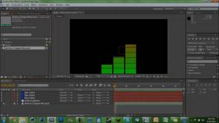 How to Make Equalizer/Music Bars | After Effects Tutorial #2