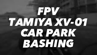 Tamiya XV01 FPV GoPro Hero 8 black