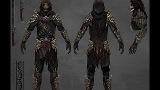 TES V Skyrim - Сет Теней (Мод) #1 (обновлено)