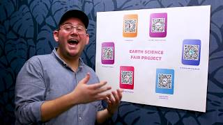 Augment Science Fairs, Book Reports, & Any Class Project!