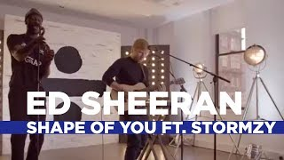 Ed Sheeran Feat. Stormzy   'Shape Of You' (Capital Live Session)