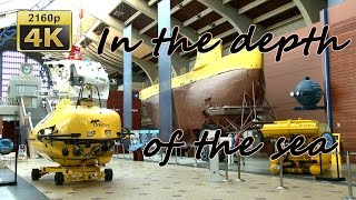 preview picture of video 'La Cité de la Mer, Cherbourg-Octeville, Normandy - France 4K Travel Channel'