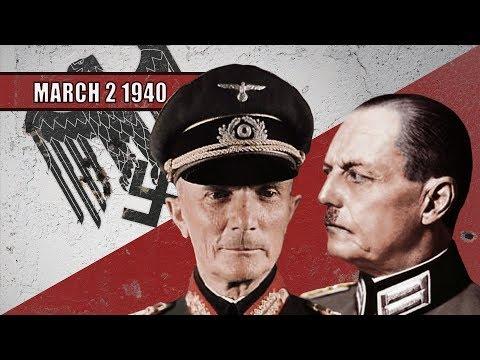 Hitler plánuje své nové války