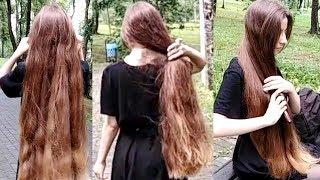 RealRapunzels   Healthy Long Brown Hair