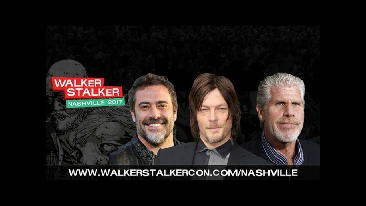 Cover image for WALKER STALKER NASHVILLE SPECTACULAR