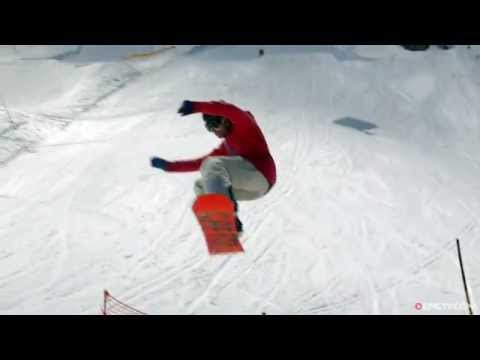 Capita Defenders Of Awesome Snowboard On Snow Review 2015/2016 | EpicTV Gear Geek