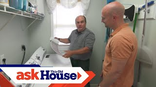 How to Vent a Clothes Dryer | Ask This Old House