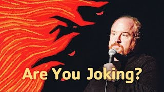 Comedian Tells Joke, Everyone Loses Their Mind