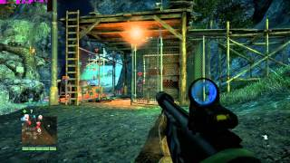 Far Cry 4 - Bull M133 Outpost Liberation