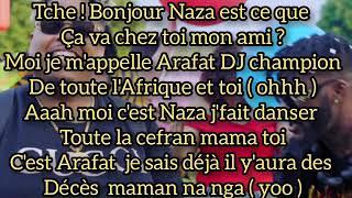Naza Ft DJ Arafat