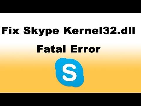 comment installer kernel32.dll