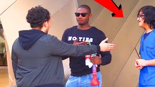 Would You Prevent A Kid From Smoking Social Experiment PRICELESS REACTION
