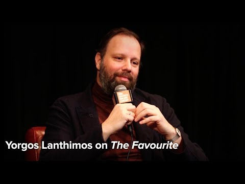 A Conversation with Yorgos Lanthimos