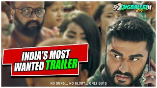 Indias Most Wanted | Official Teaser | Arjun Kapoor