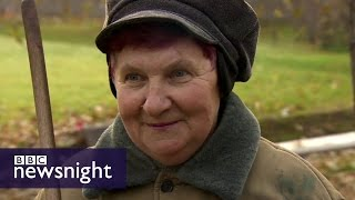 The Russians who fear a nuclear war with the West - BBC Newsnight