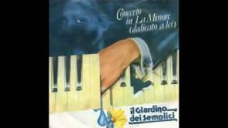 """Video thumbnail of """"Il Giardino Dei Semplici Concerto In La Minore"""""""