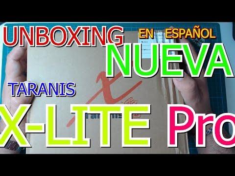 Aquí podéis ver el unboxing en español de la emisora X-Lite Pro