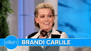 Brandi Carlile's Only Impression Is Her 'Condescending' British Wife