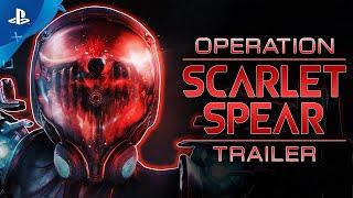 PlayStation Warframe - Operation: Scarlet Spear - Available Now anuncio