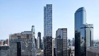 Collins House: Building Melbourne's Prefabricated Skyscraper | The B1M
