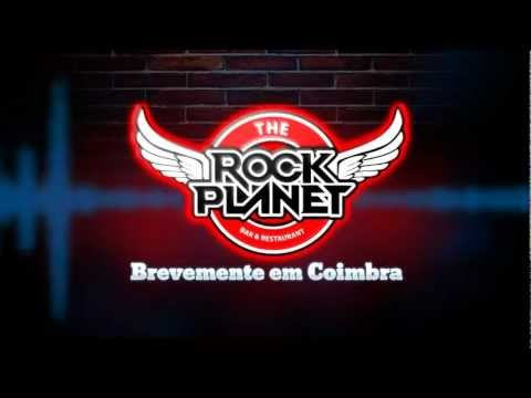 The Rock Planet - Coimbra