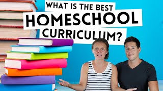 LIVING THE WAY Vlog // What is the BEST homeschool curriculum?