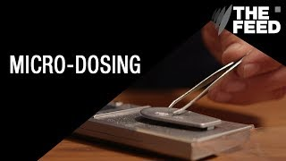 Micro Dosing: Saving Lives With Psychedelics