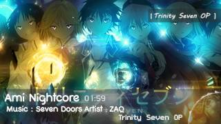 [Nightcore] Seven Doors- ZAQ