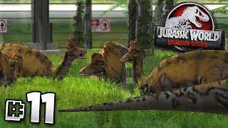 Creating Jurassic Park 3! - Jurassic World Operation Genesis | Jurassic Month