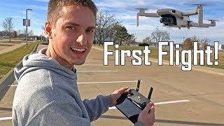 DJI Mavic Mini | First Time Drone Owner Perspective