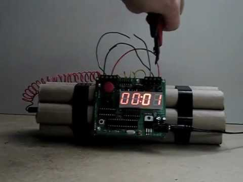 The Defusable Alarm Clock Will Start Your Day With A Bang