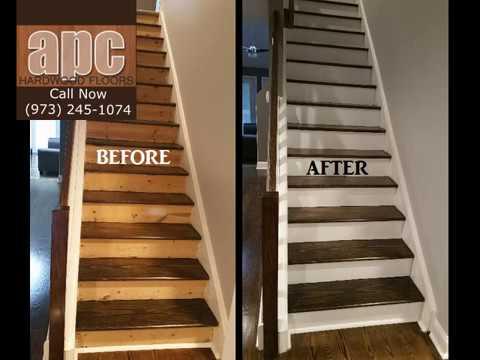 APC Flooring - Hardwood Flooring - Installation - Refurbishing