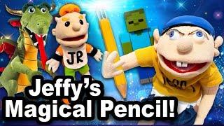 SML Movie: Jeffy's Magical Pencil!