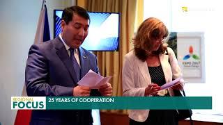 Қазақстан-Чехия: Дипломатиялық қатынасқа – 25  жыл