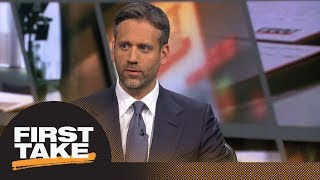Max on LeBron James' free agency: He has 'narrowed choice to two' teams | First Take | ESPN