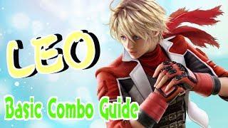 鉄拳7 レオ基本コンボ/Tekken 7 LEO Basic Combo Guide