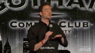 Mark Ellis On Gotham Comedy Live