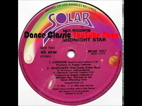Midnight Star - Curious (Extended)