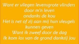 Jeroen van der Boom & Leonie Meijer - Los van de grond - Songtekst