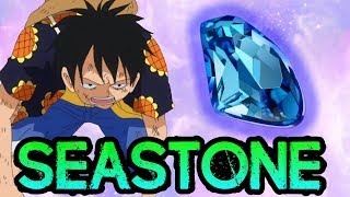 Sea Prism Stone: Oda's Kryptonite - One Piece Discussion