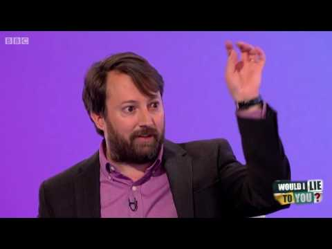 David Mitchell se bojí slunce - Would I Lie to You?