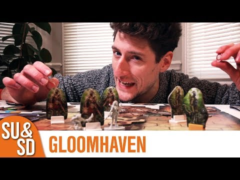 Gloomhaven - Shut Up & Sit Down Review